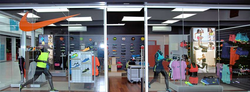 Boutique Nike Plaza Sport