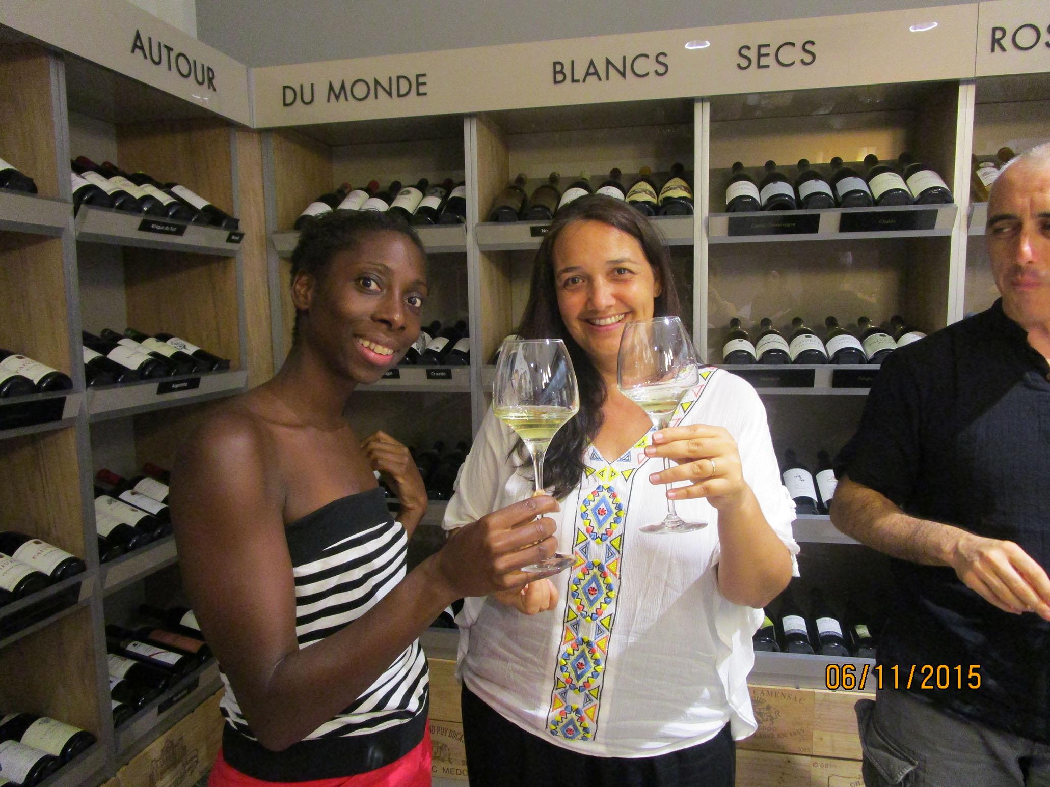 Master Class vins de Bordeaux