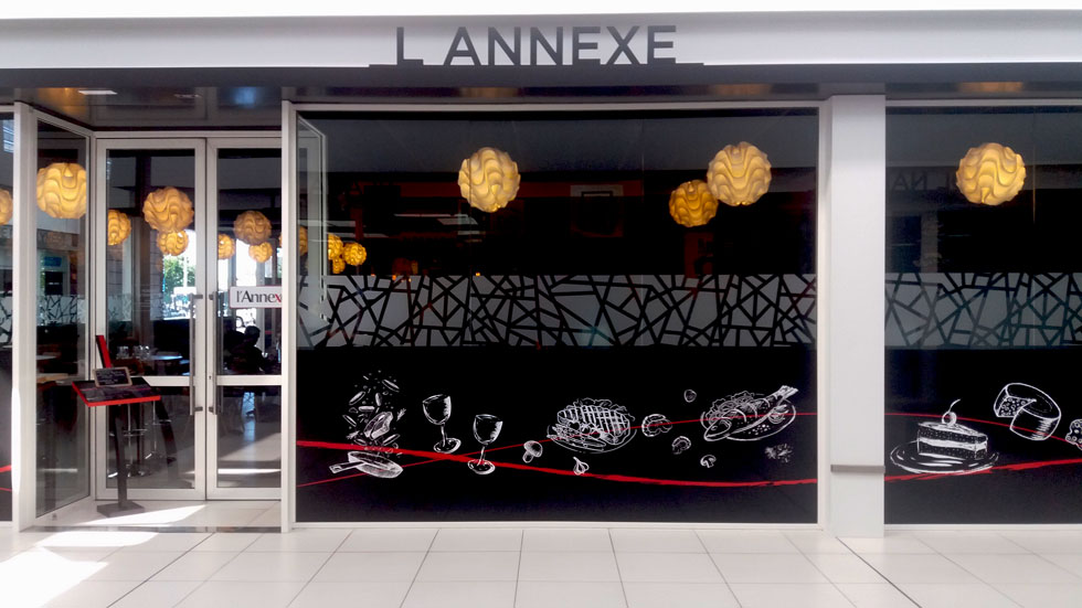 L'annexe - Pacific Plaza