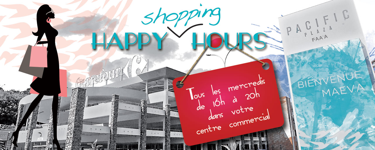Happy hours au Pacific Plaza