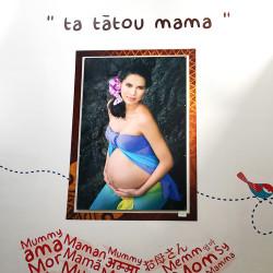 Exposition « Mamans du monde » jusqu'au mois d'Août dans votre espace event du Pacific Plaza