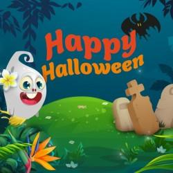 Venez fêter Halloween au Pacific Plaza